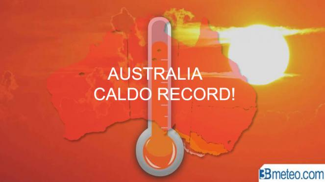 caldo record in Australia