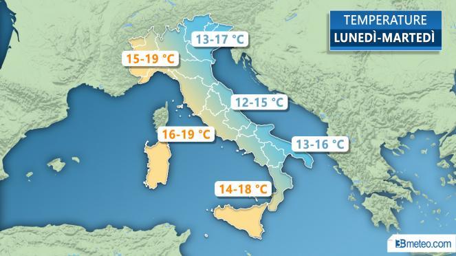 Anticipo d'estate: arriva l'anticiclone Zefirus, sole e caldo su tutta Italia