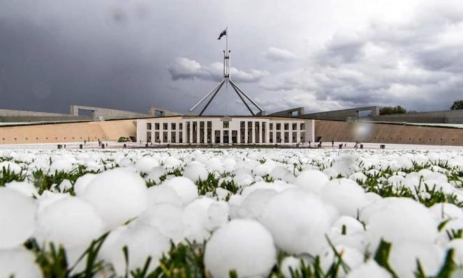 Canberra. Foto dal post su Facebook di Jurnal de Vreme