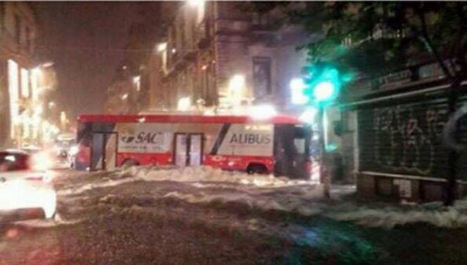 Cronaca meteo emergenza in sicilia alluvione nel for Scantinati in california