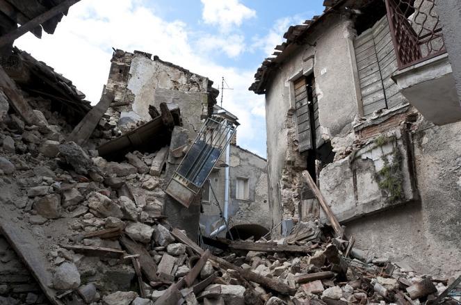Che cos'è un terremoto? Come avviene, e perchè?