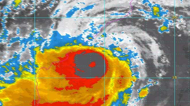 India, evacuato un milione di persone per l'arrivo del ciclone Fani