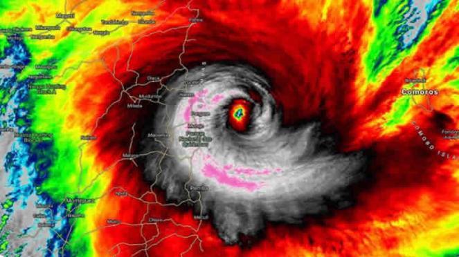 ciclone kenneth
