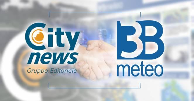 Citynews e 3Bmeteo: al via la partnership su contenuti e visibilità