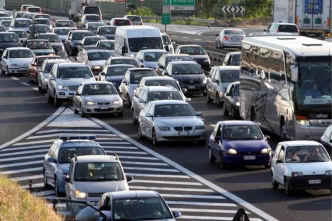 Code e incidenti sull'autostrada