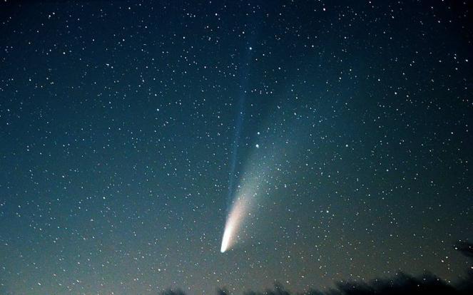 Cometa Neowise (Autore della foto Davide Batzella )