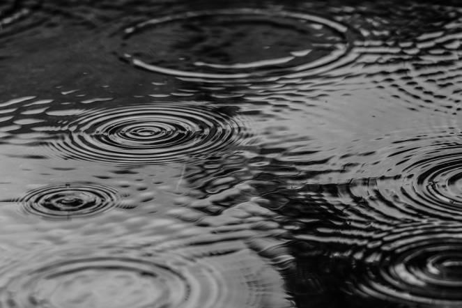 Curiosità: a che velocità cade la pioggia?