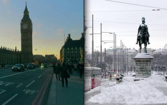 Dal caldo anomalo al freddo e la neve in 24h