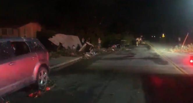 Dallas in ginocchio per il tornado
