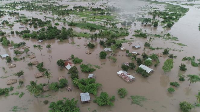 Ciclone si abbatte sull'Africa australe: 150 morti, centinaia di dispersi