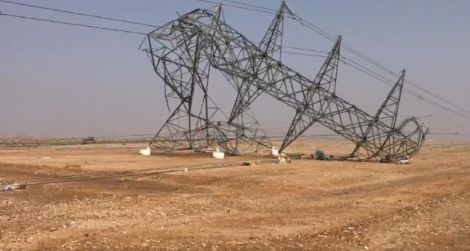 Danni ingenti in Arabia Saudita per la tempesta di pioggia e vento