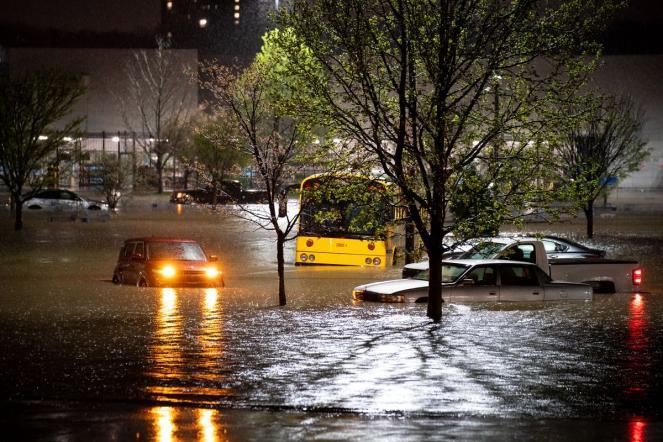Devastante alluvione in Tennesee, Nashville sott'acqua. 4 vittime
