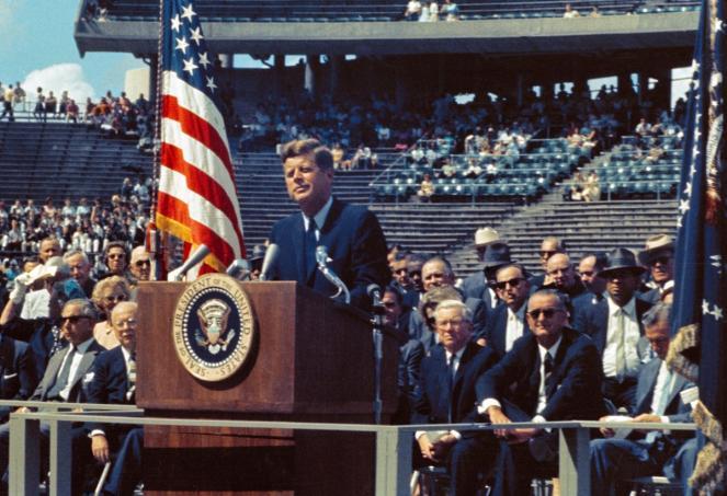 Discorso di Kennedy al Congresso degli Stati Uniti del 1961