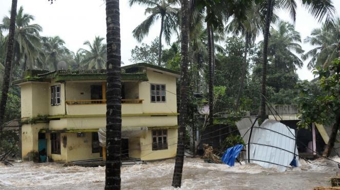 In India 324 persone sono morte a causa delle piogge monsoniche
