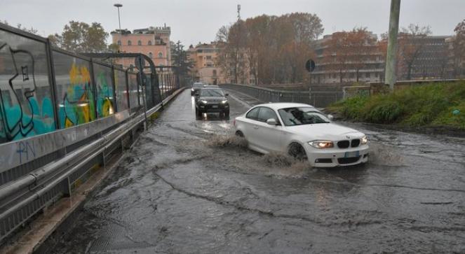 Domenica di maltempo su gran parte d'Italia (foto di archivio)