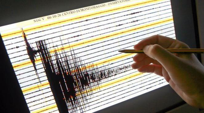 Due scosse di terremoto al Sud