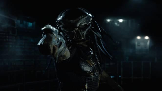 E' in arrivo al cinema The Predator