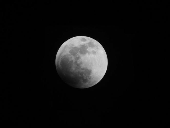 Eclissi di penombra di Luna il 5 giugno