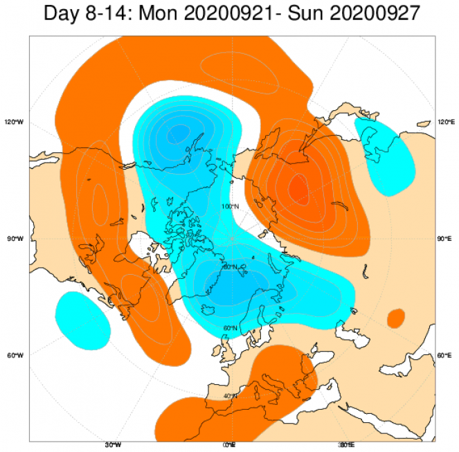 ECMWF - 21-27 SET