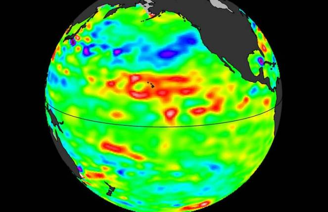 El Nino: è tornato