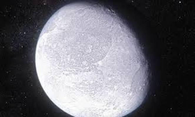 Eris, la gemella di Plutone