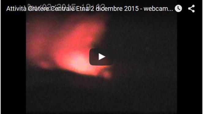 Eruzione etna cenere del vulcano a reggio e messina 3b for Youtube oggi