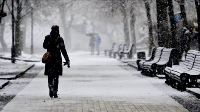 Europa ancora freddo e neve