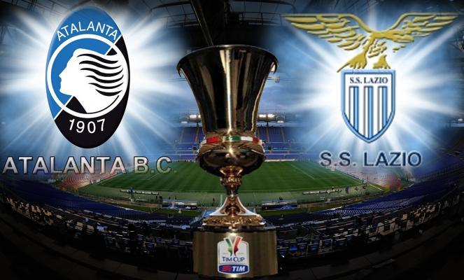Finale coppa Italia 2019 tra Atalanta e Lazio