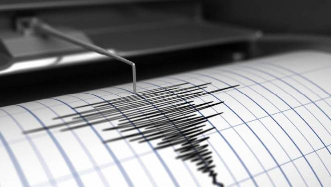 Forte scossa di terremoto poco fa