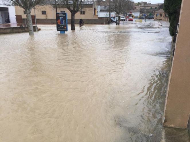 Forti piogge e inondazioni colpiscono le Baleari