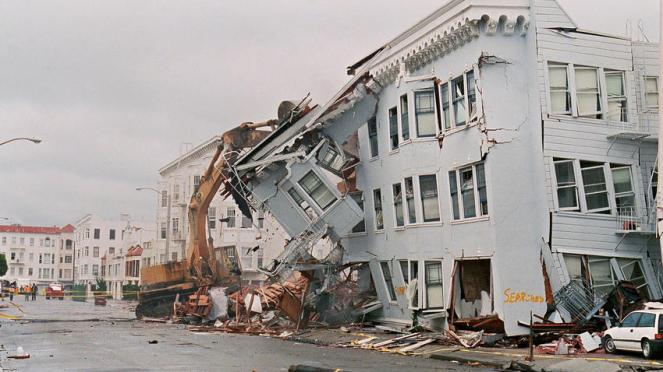 Forti terremoti in aumento nel 2018? vedremo....