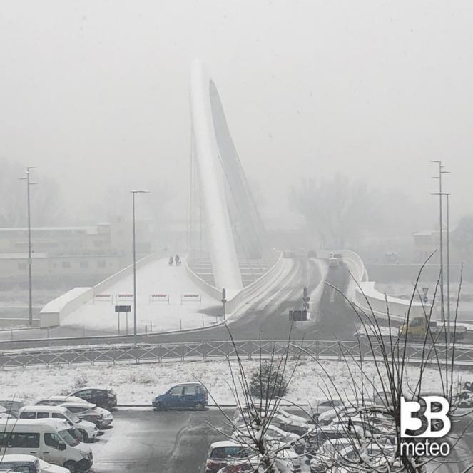 Fotosegnalazione da Alessandria città