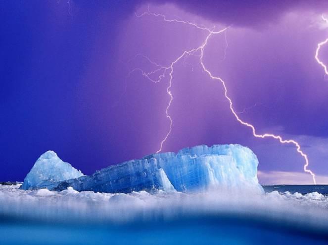 Fulmini sul Polo Nord, un evento che sta diventando sempre più frequente
