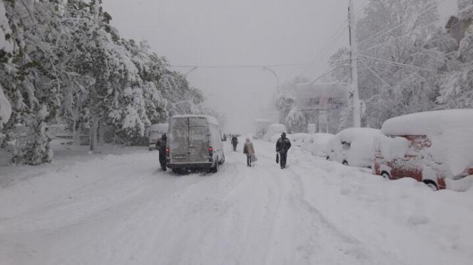 Gelo e neve sull'Europa dell'est, situazione pesante in Moldavia