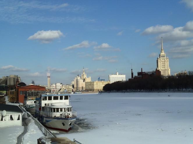 Gelo estremo, toccati i -54°C in Russia