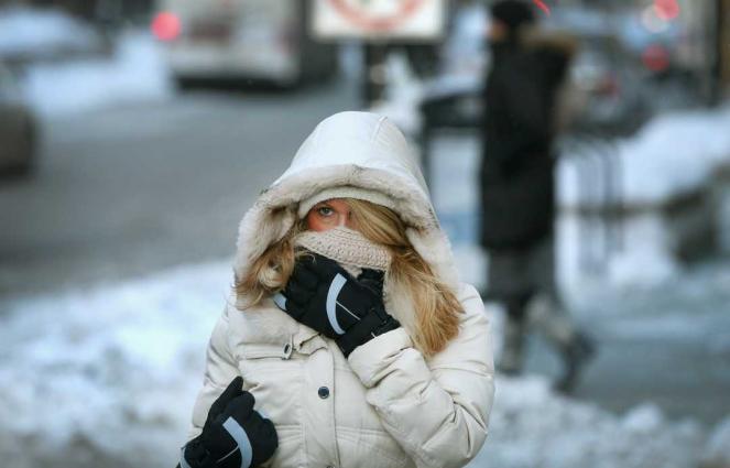 Gelo imminente negli USA centrali e sulla East Cost, le temperature scenderanno di 20° in meno rispetto ai giorni scorsi