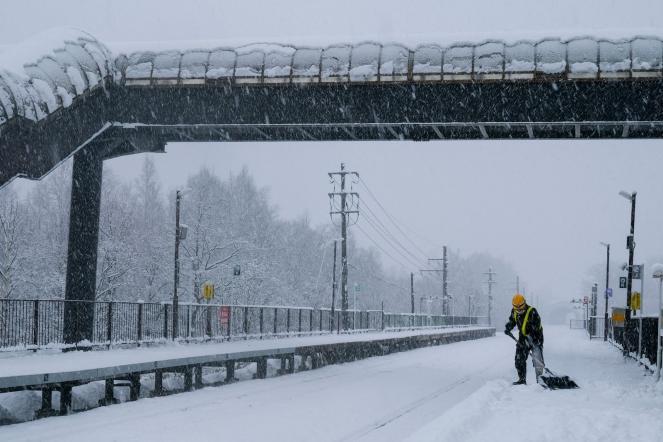 Giappone ancora nella morsa di neve e gelo (discover sendai)