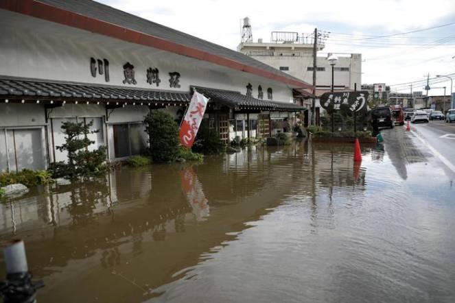 Giappone: maltempo, almeno 10 morti