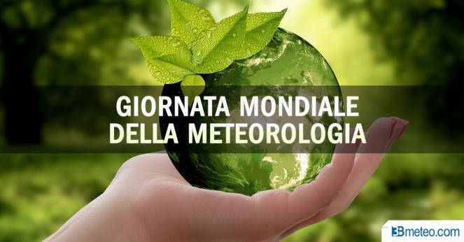 Giornata mondiale meteorologia 2020