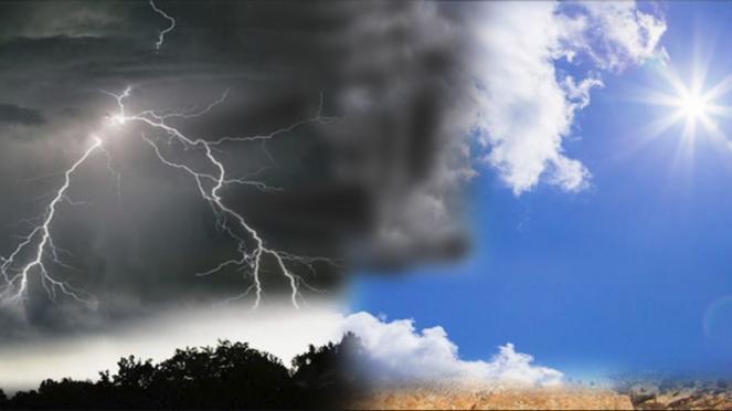 giugno, sole o temporali in avvio?