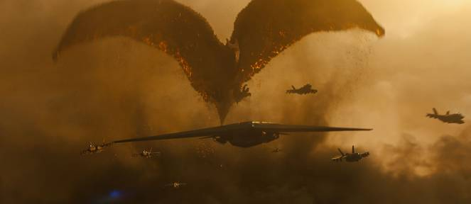 GODZILLA II KING OF THE MONSTERS Copyright: © 2019 WARNER BROS. ENTERTAINMENT INC. AND LEGENDARY PICTURES PRODUCTIONS, Photo Credit: Courtesy of Warner Bros