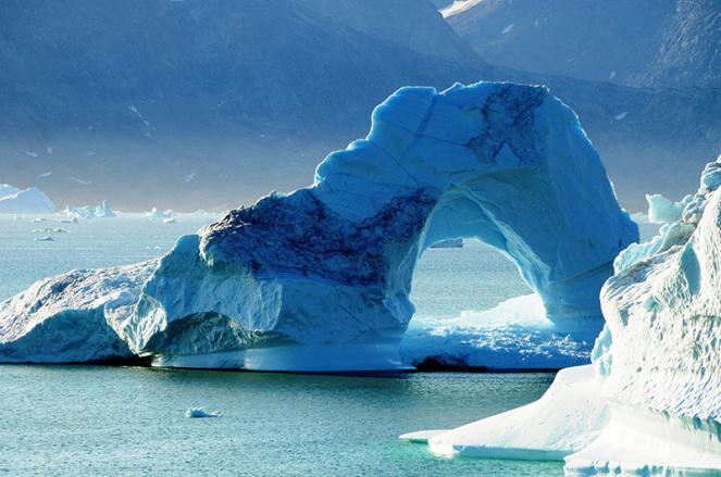 Groenlandia, rapida fusione dei ghiacci, siamo in anticipo di 1 mese