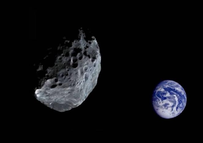 Grosso asteroide si avvicina alla Terra, ci passerà vicino domenica 21 marzo