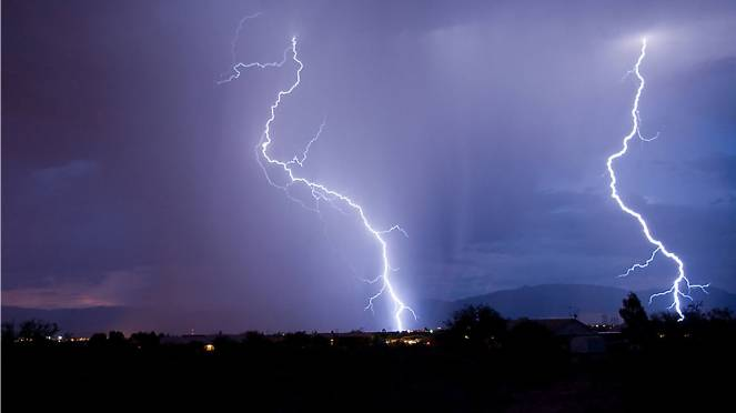 Heat Burst, un fenomeno raro associato ai temporali