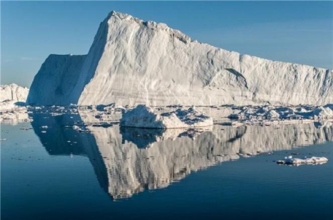 Iceberg del ghiacciaio Jacobshavn