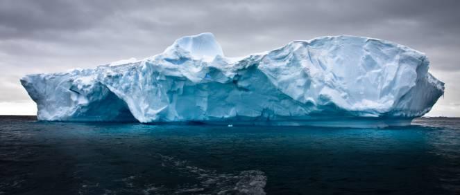 Iceberg grande come la Liguria