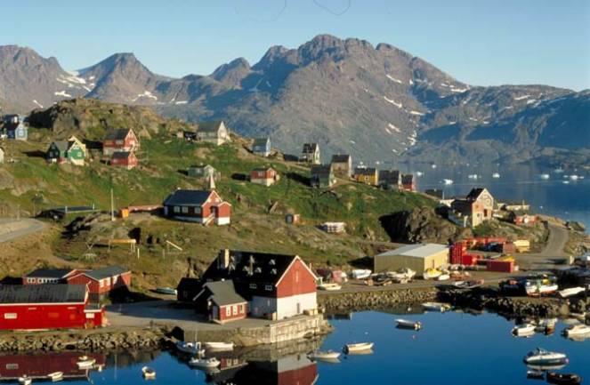 Il caldo africano si spingerà fin sulla Groenlandia, attesi valori di temperatura forse da record