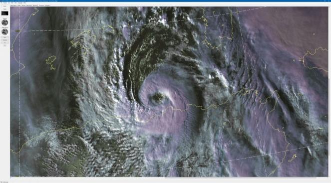 Il ciclone mediterraneo Detlef (fonte severe weather)