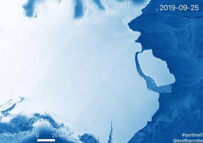 E se le cose cominciassero a precipitare? (V parte) - Pagina 10 Il-grosso-iceberg-scattatosi-dalla-calotta-antartica-esa-3bmeteo-95460