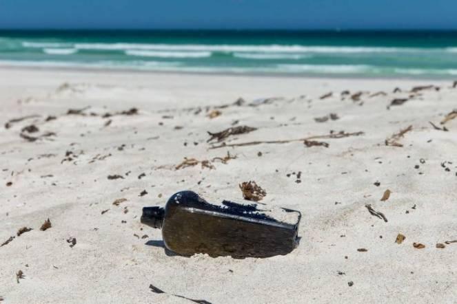 Trovato in Australia messaggio nella bottiglia: è rimasto nell'oceano per 132 anni